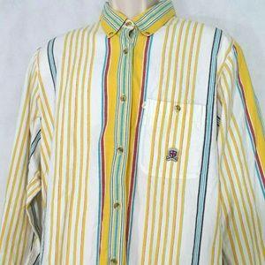 Vintage Panhandle Slim Rough Stock Button Up Shirt